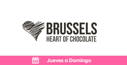 Brussel Heart of Chocolate